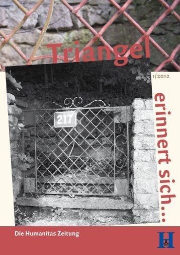 1/2012 Die Humanitas Zeitung - Alters- und Pflegeheim ...