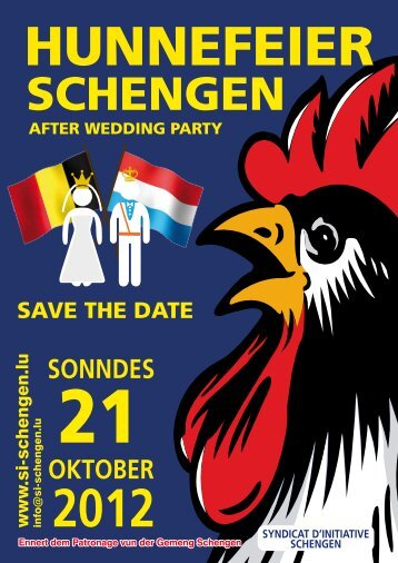 SONNDES OKTOBER - Syndicat d'Initiative Schengen