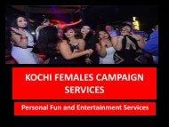 Female Campaign Agency in Kochi