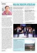 CAROLINE. Das Theatermagazin November/Dezember 2016 - Page 2