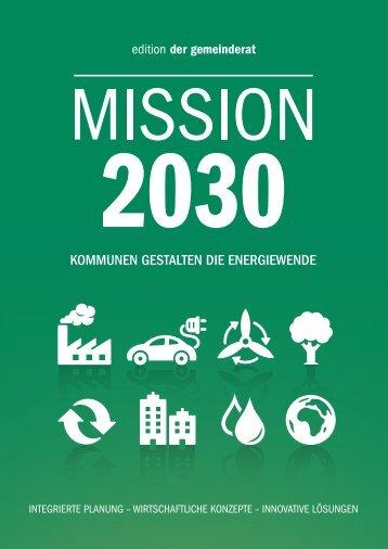 edition der gemeinderat Mission 2030