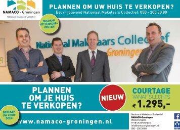 NAMACO Groningen, weekblad Groninger Gezinsbode week 43
