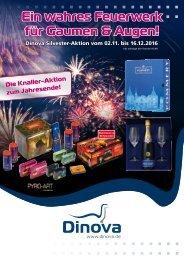 Dinova Knaller-Aktion 02.11. - 16.12.16