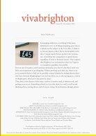 Viva Brighton Issue #45 November 2016 - Page 3