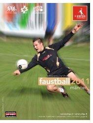Programmheft Feld 2011 als PDF (7MB) - Swiss Faustball