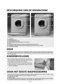 KitchenAid PWF 1766 - Washing machine - PWF 1766 - Washing machine NL (858000103010) Istruzioni per l'Uso - Page 4