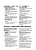 KitchenAid PWF 1766 - Washing machine - PWF 1766 - Washing machine NL (858000103010) Istruzioni per l'Uso - Page 5