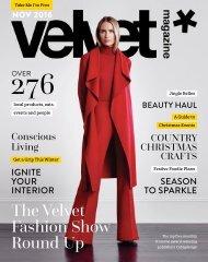 Velvet Magazine November 2016