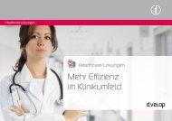 Produktbeschreibung Healthcare als PDF (500kB) - adeon