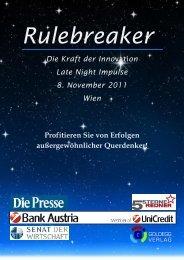 Eintritt: 39,– EUR - 5 Sterne Redner