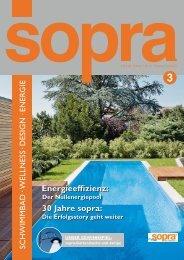 Sopra Kundenmagazin Ausgabe 3