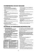KitchenAid Newport 1400 - Washing machine - Newport 1400 - Washing machine NL (859201412010) Istruzioni per l'Uso - Page 5