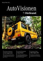 AutoVisionen - Das Herbrand Kundenmagazin Ausgabe 10