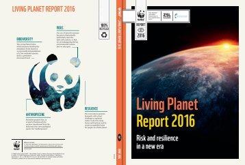 Living Planet Report 2016