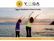 Yoga & Meditation school of India