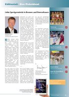 BREMER SPORT Magazin | November 2016 - Seite 3