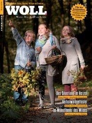 WOLL-Magazin für Brilon, Olsberg, Marsberg, Willingen und Umgebung - Ausgabe Herbst 2016