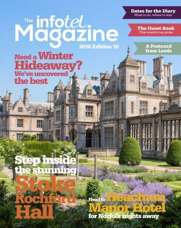 Infotel Magazine | Edition 10 | 2016