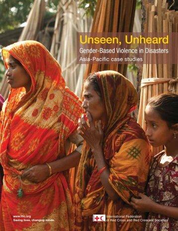 Unseen Unheard