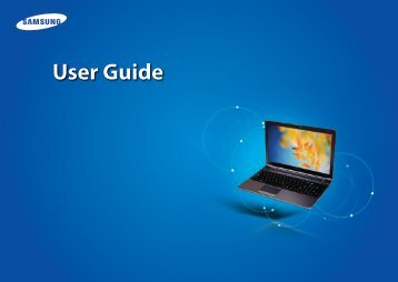 Samsung RV520-A01 Notebook - NP-RV520-A01US - User Manual (Windows 8) ver. 1.3 (ENGLISH,15.32 MB)