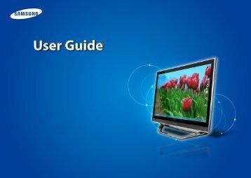 Samsung DP700A7D - DP700A7D-S04US - User Manual (Windows 8) (ENGLISH)