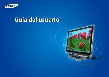 Samsung DP700A7D - DP700A7D-S04US - User Manual (Windows 8) ver. 1.3 (SPANISH,19.17 MB)