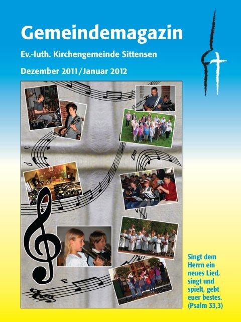 Ausgabe Dezember 2011 / Januar 2012 - Ev.-luth ...
