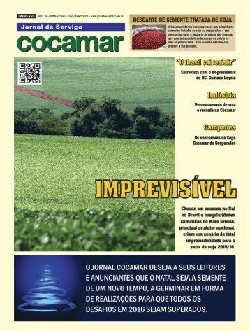 Jornal Cocamar Dezembro 2015