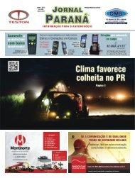 Jornal Paraná Junho 2015