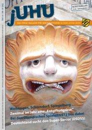 """Zweimal im Jahr eine """"Entgiftungskur"""" - jUHU – das junge Magazin ..."""
