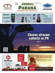 Jornal Paraná Julho 2015