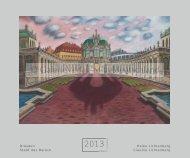Kunstkalender 2013 · Dresden – Stadt des Barock - GalerieVerlag ...
