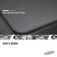 Samsung ML-1630 - ML-1630/XAA - User Manual (ENGLISH)