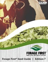 Forage First 2017 Catalog 19 MB