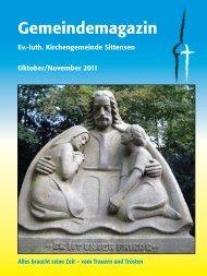 u. Loe-Haus - Ev.-luth. Kirchengemeinde Sittensen - Kirchenkreis ...