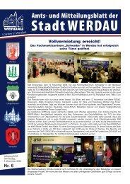 Vollvermietung erreicht! - Stadt Werdau