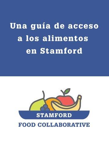 Una guía de acceso a los alimentos en Stamford
