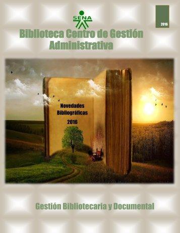 GESTION BIBLIOTECARIA Y DOCUMENTAL