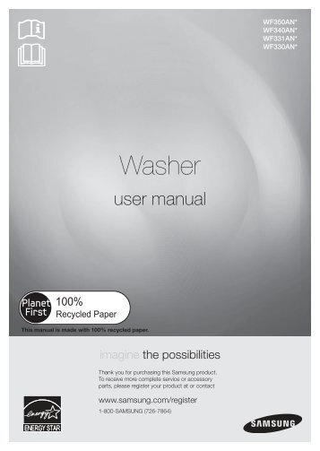 Kenmore Front Load He Washer White 26 41272 3 7 Cu Ft