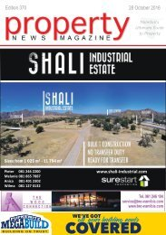 Property News Magazine - Edition 370 - 28 October 2016