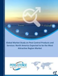 Pest Control Products and Services Market Size