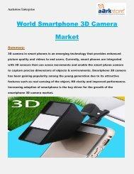 World Smartphone 3D Camera Market