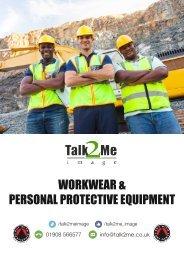Talk2Me PPE Catalogue
