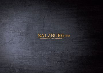 Salzburg Patisserie Catalogue 2016/2017