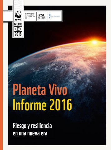 Living Planet Vivo Informe Report 2016 2016