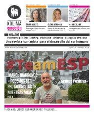 KOLIMA EMOCION Magazine Mes de Octubre