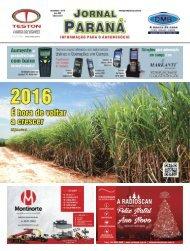Jornal Paraná Dezembro 2015