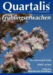 Das Lebensrad in Farbe FEMA® on Tour Interview Malerbetrieb ...