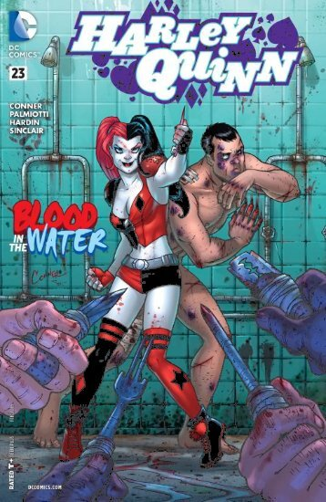 Harley Quinn: Blood in the Water