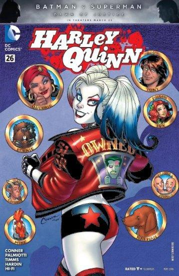 Harley Quinn 26